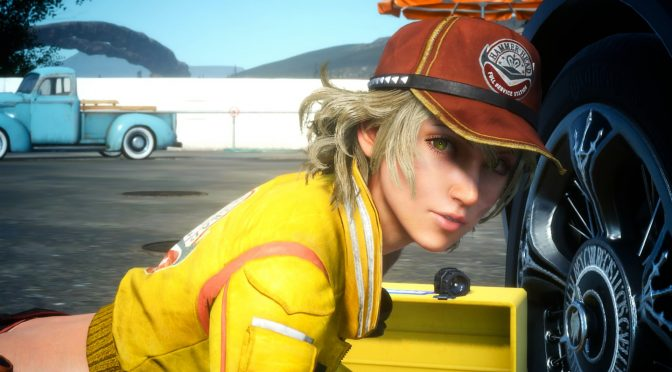Final Fantasy XV director plans official mod support for PC version