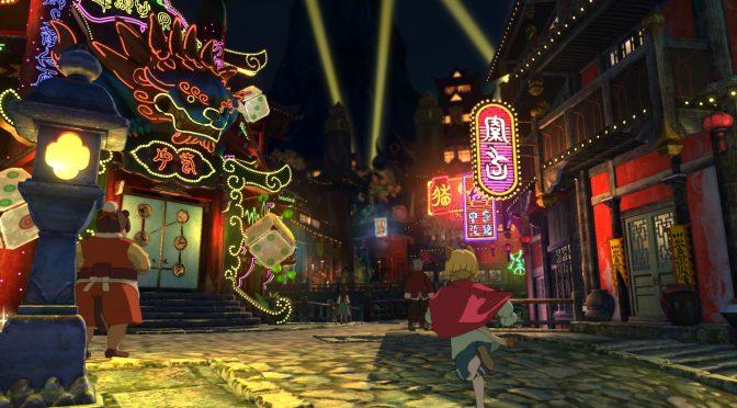 تماشا کنید: تصاویری جذاب از گیمپلی عنوان Ni No Kuni II: Revenant Kingdom