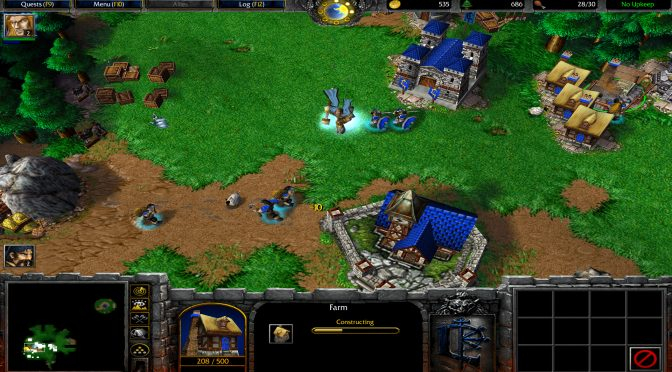 Blizzard is launching a Warcraft 3 Public Test Realm