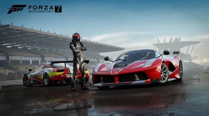 آپدیت پاییزی ویندوز 10 مشکلات مربوط به لگ بازی Forza Motorsport 7 را رفع نمود