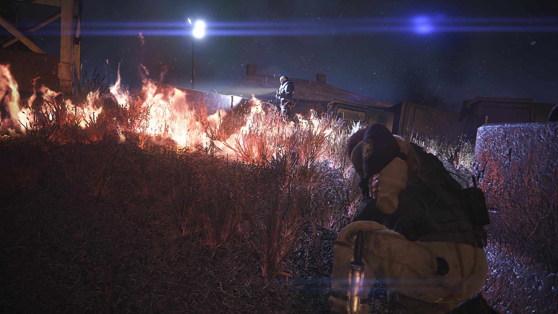 تماشا کنید: تصاویر جدید Left Alive ویرانههای دنیای بازی را نشان میدهد