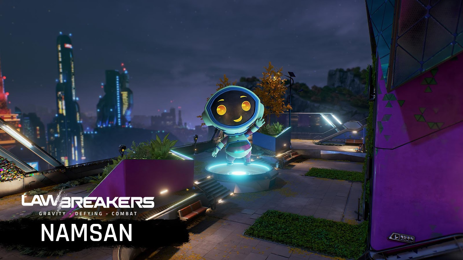 LawBreakers Content Road Map Revealed  New Maps and More  DSOGaming