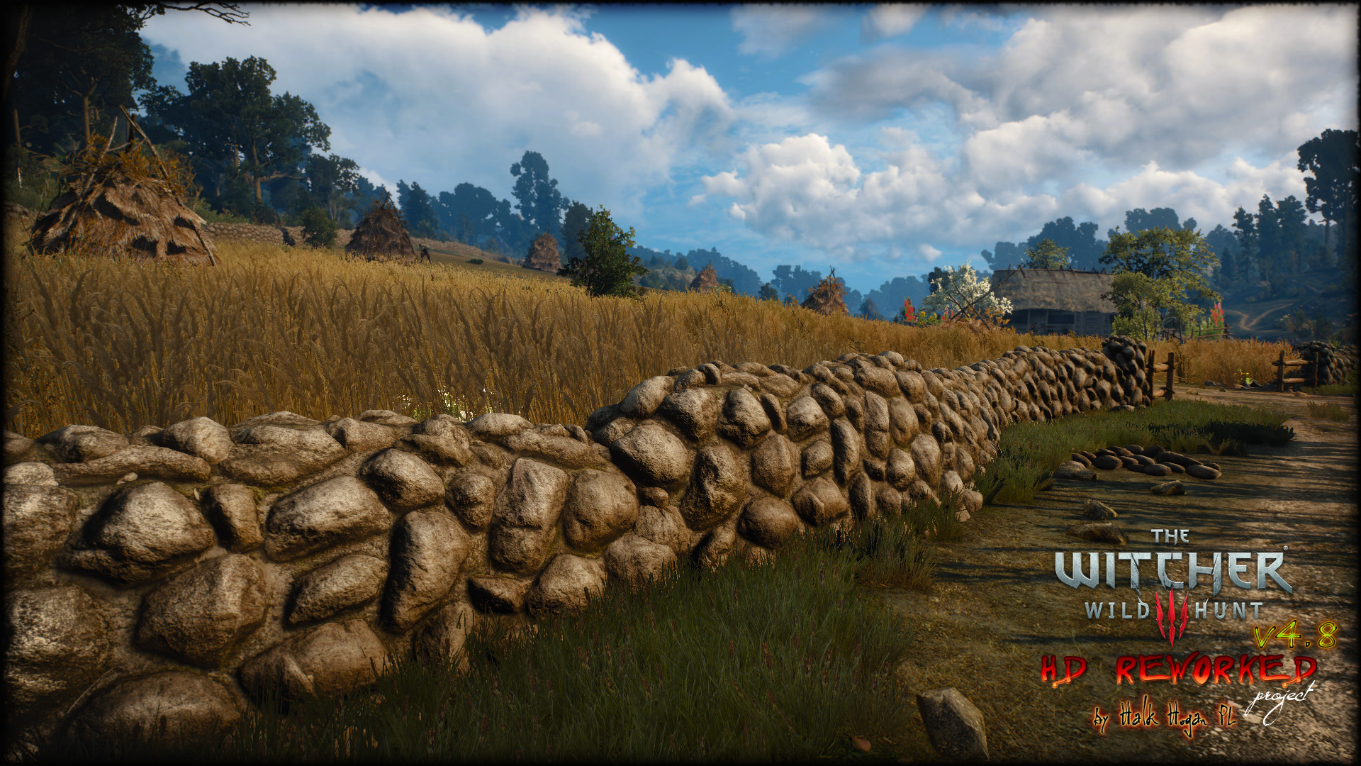 The Witcher 3 HD Reworked Project - UPDATE 4.8 Preview