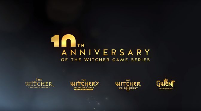 Witcher 10th anniversary video catches up with Geralt