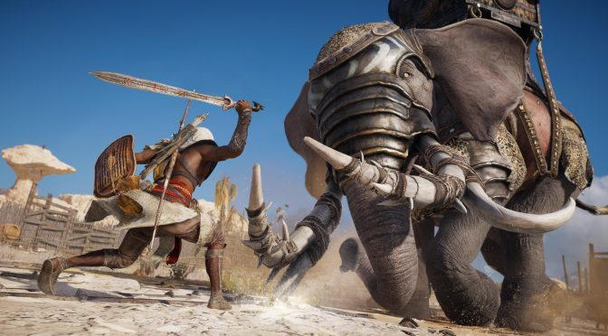Assassin's Creed Origin DLC Details Revealed