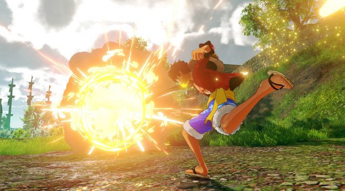 First gameplay trailer released for One Piece World Seeker