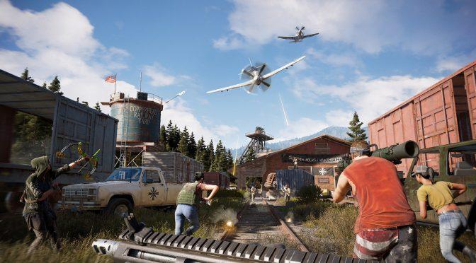 Far Cry 5 Resistance Trailer Introduces us to Mayhem