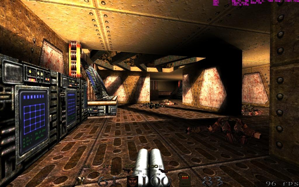Quake Revitalization Project - Quake mission pack 1: Scourge