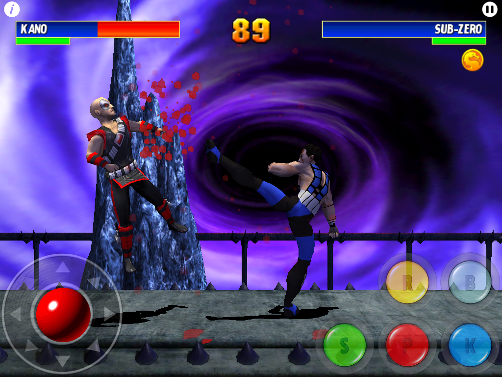 Ultimate Mortal Kombat 3 Version 1 2 57 coming to iPhone and