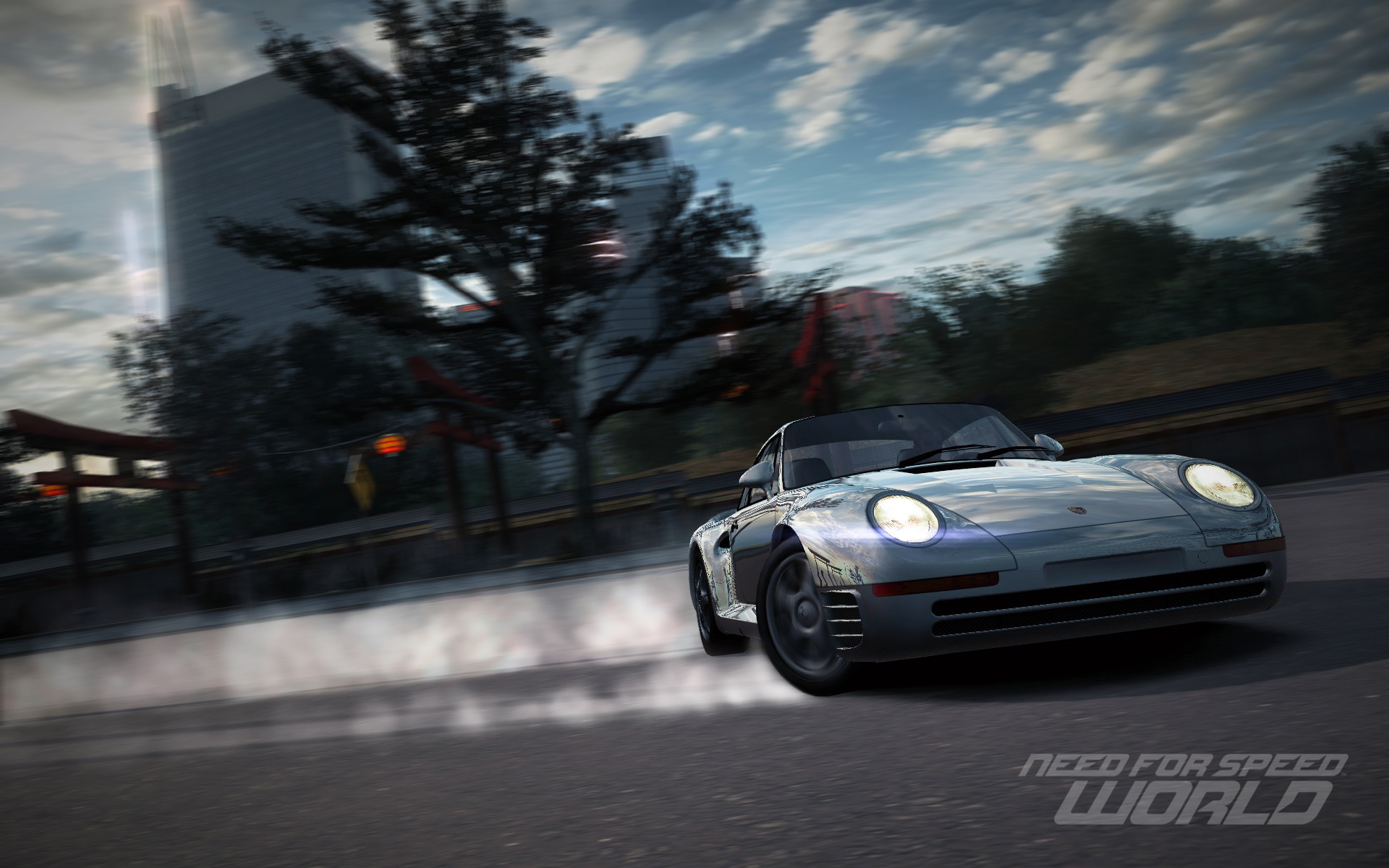 Need For Speed World Eight New Screenshots Dsogaming