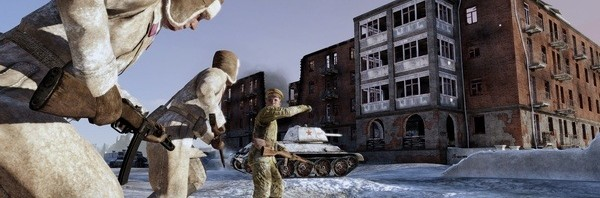 Red Orchestra 2: Heroes of Stalingrad – New Beta Maps Coming Today + New Screenshots