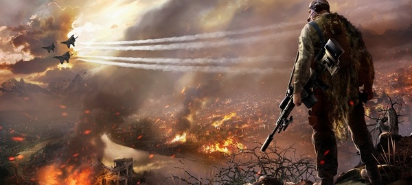 Sniper Ghost Warrior 2 v2
