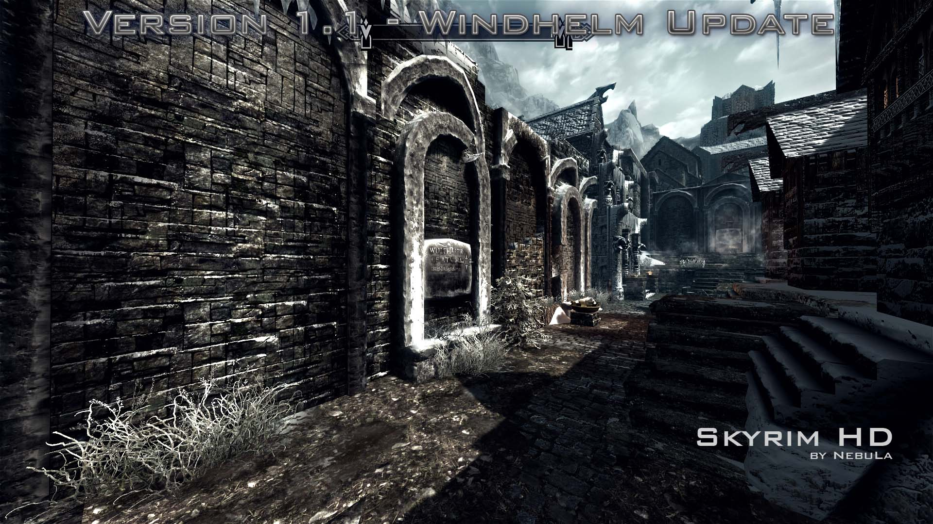 PC Skyrim fans, meet Skyrim HD - 2K Textures
