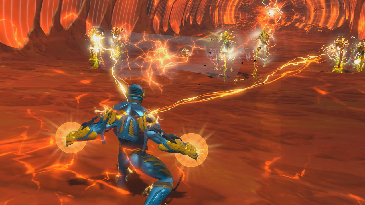 Dc Universe Online Lightning Strikes Coming Later This Year