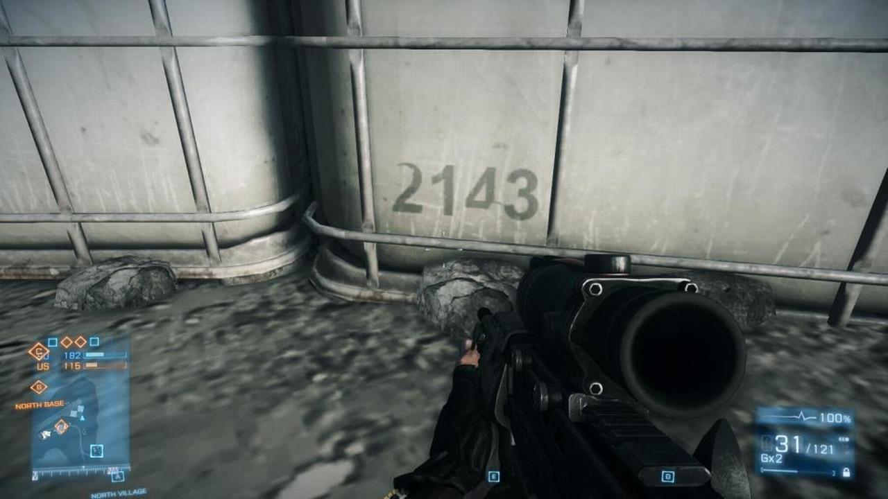 Battlefield 2143Battlefield 3DICEElectronic Arts