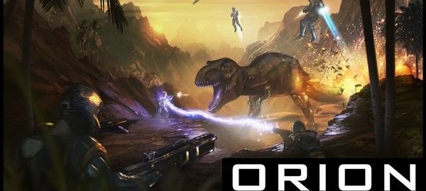 Orion Dino Beatdown