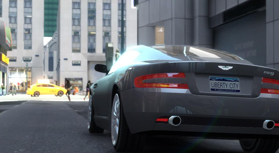 New drooling GTA IV iCEnhancer 2 1 Screenshots, new version
