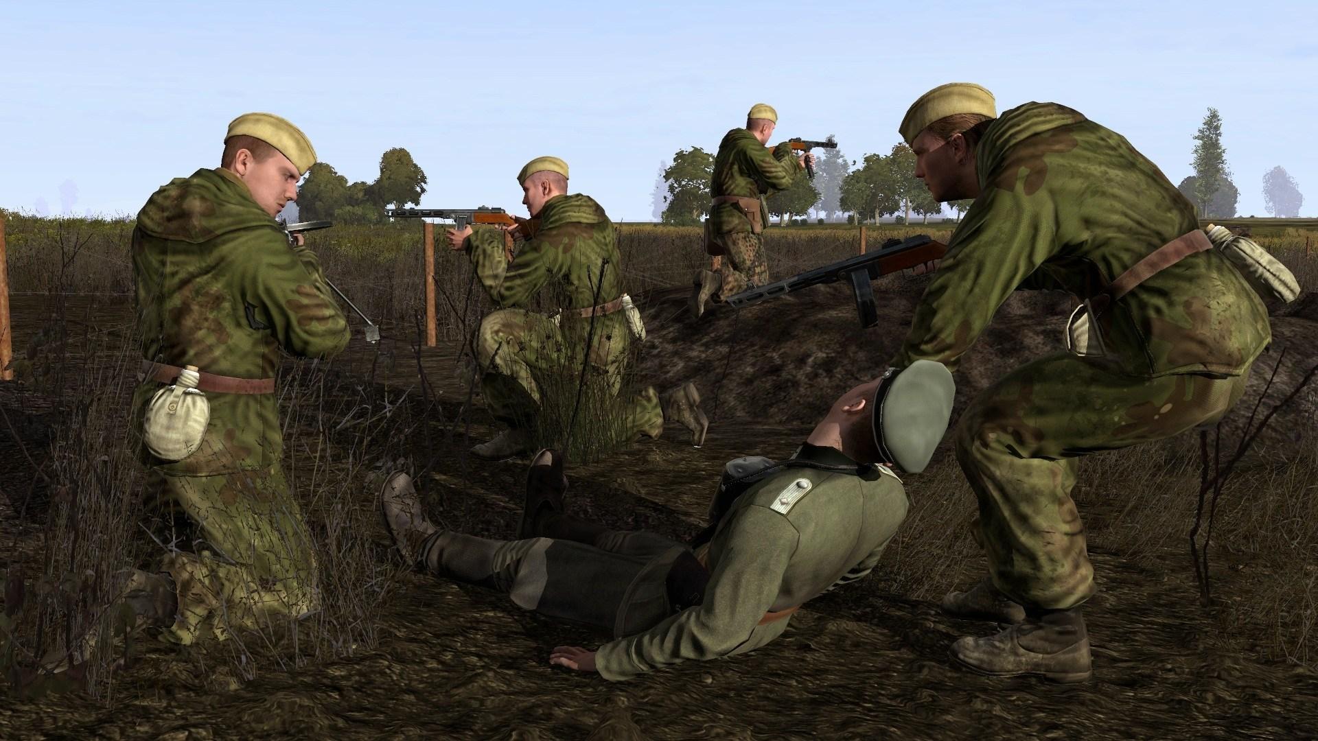 Iron Front - Liberation 1944 gets a new set of screenshots
