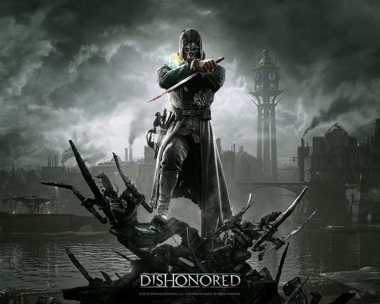 Dishonored Two New Wallpapers Released Dsogaming