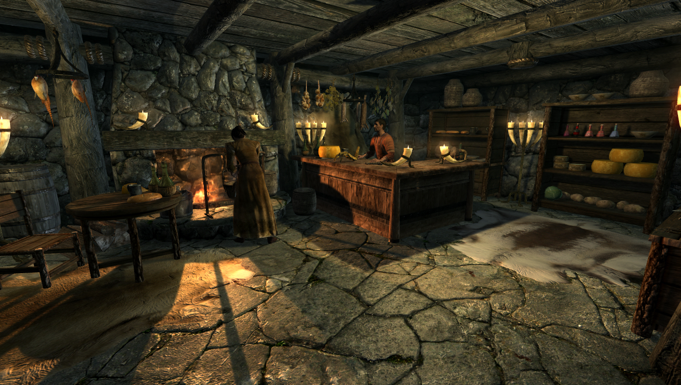 Skyrim Texture Pack Combiner is a must have mod that merges