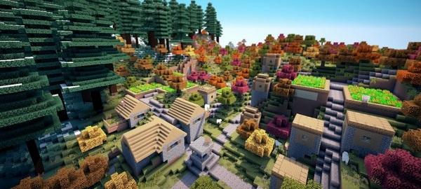 Minecraft modded