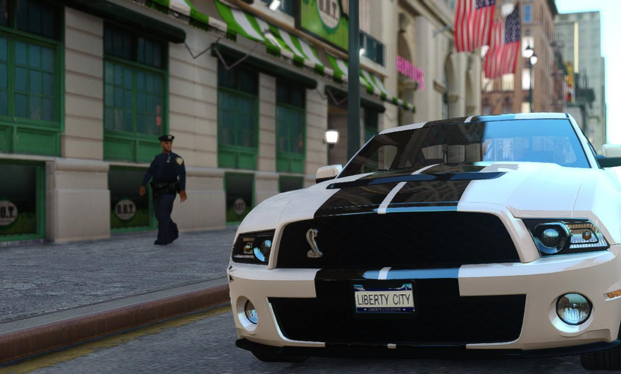 New GTA IV iCEnhancer 2 1P/2 1 1 Screenshots Unveiled - DSOGaming