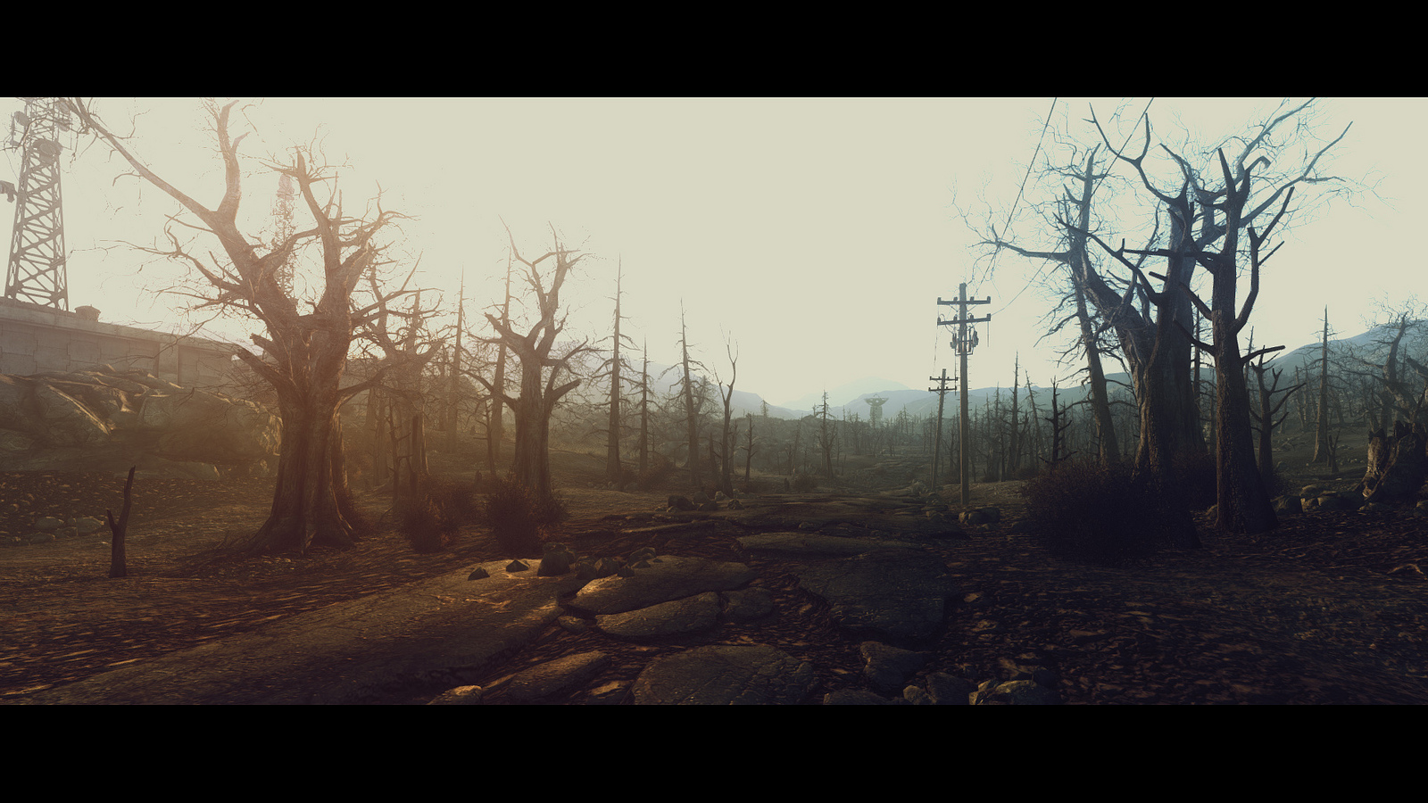 Fallout 3 Never Looked This Good New Screenshots With Enbseries Mod