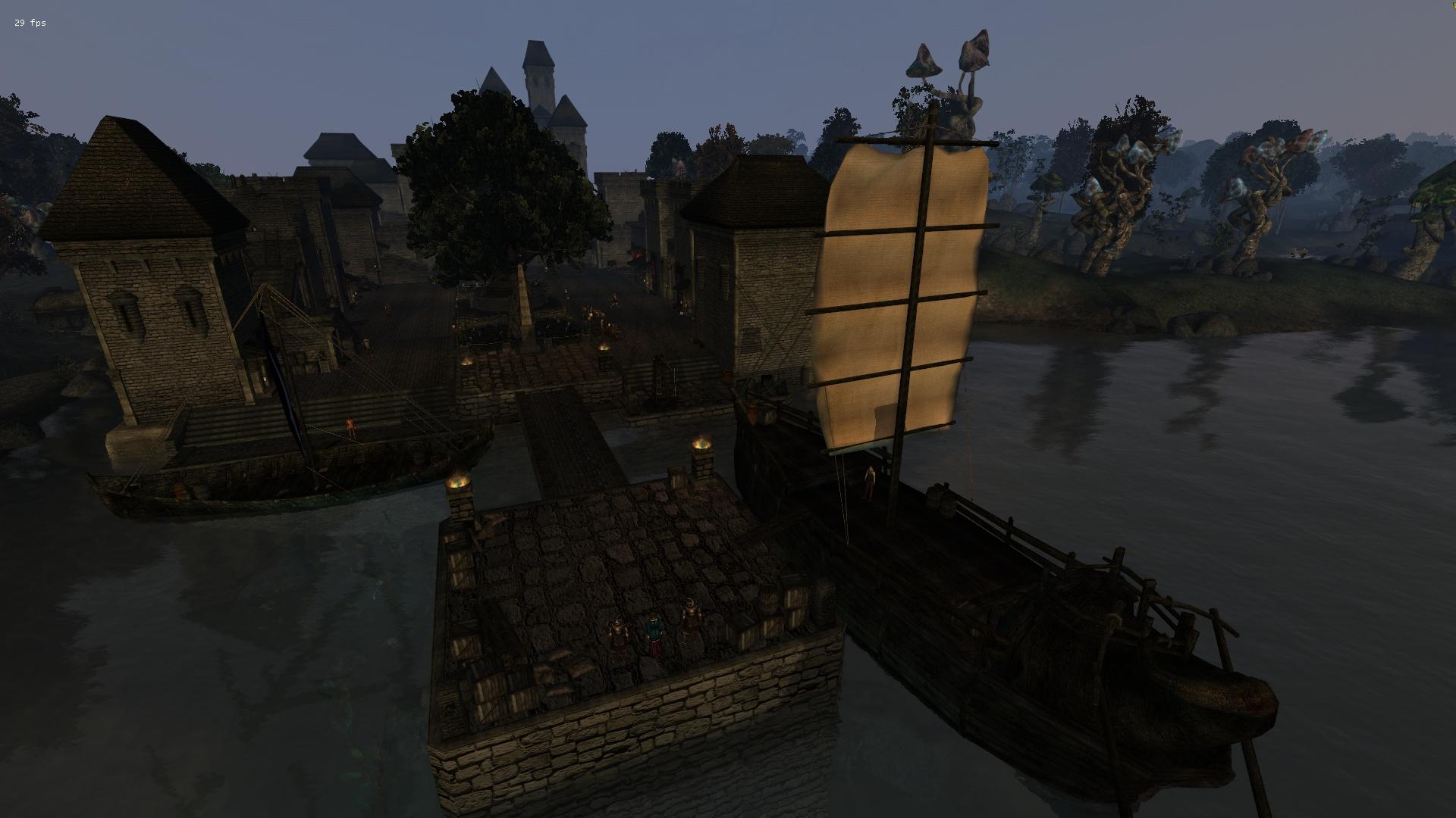 The Elder Scrolls III: Morrowind Rebirth 1 9 Released