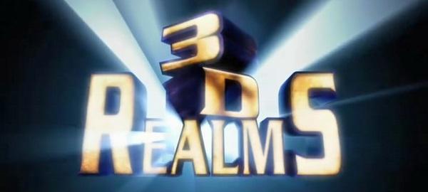 3D Realms logo