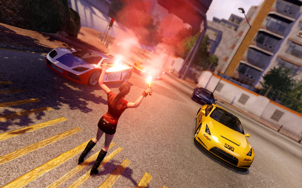 Sleeping Dogs Street Racer Dlc Coming To Pc X360 And Ps3 On October 16th