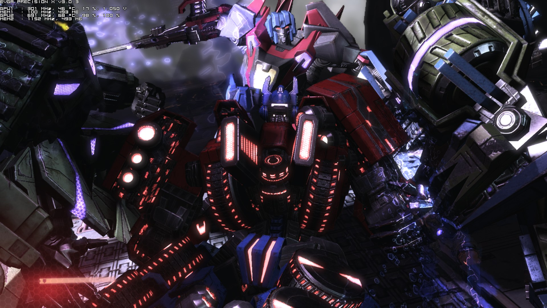 Transformers: Fall of Cybertron - PC Performance Analysis - DSOGaming
