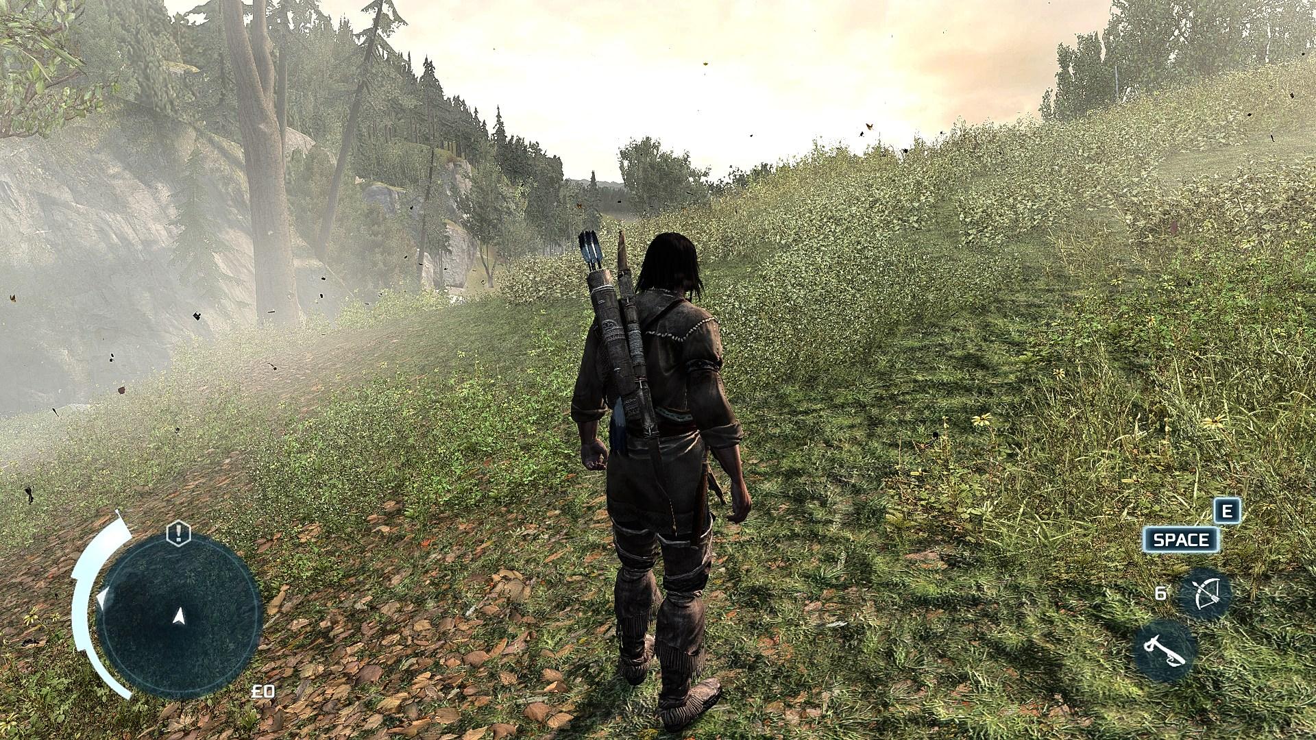Assassin's Creed III - Vanilla vs Modded - DSOGaming