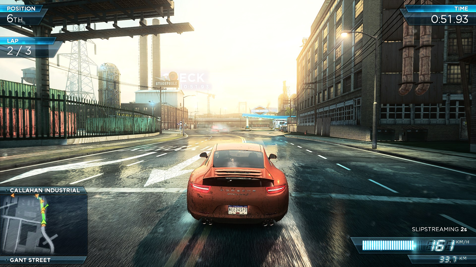 need for speed most wanted pc performance analysis dsogaming