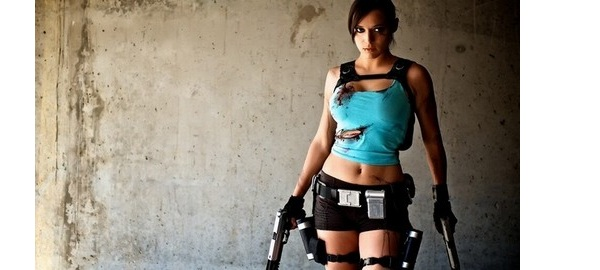 TombRaider cosplay