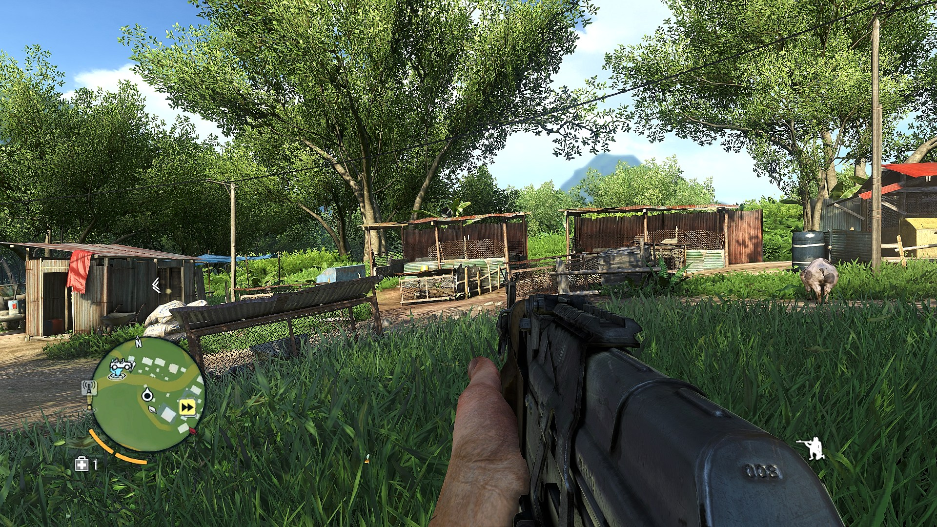 Far Cry 3 Is The Most Optimized Pc Game Of 2012 Pc Performance