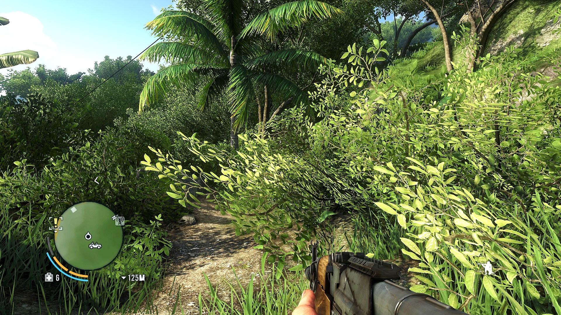 Far Cry 3 Comparison - SweetFX vs Vanilla Versions - DSOGaming