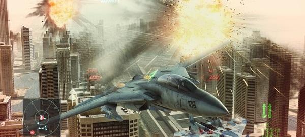 Ace Combat Assault Horizon v2