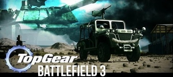 Battlefield 3 Top Gear
