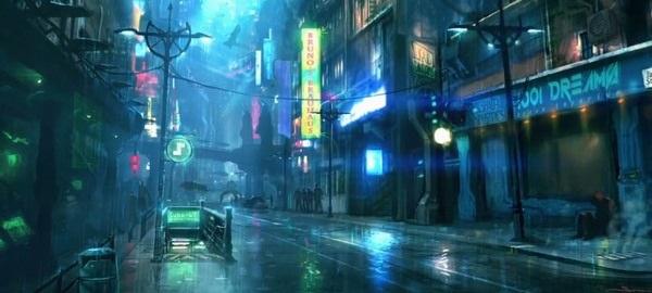 Dreamfall Chapters Cyberpunk