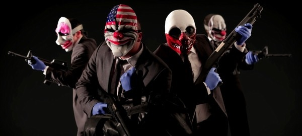 PAYDAY The Heist v2