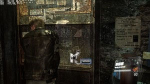 Resident Evil 6 Awful Textures