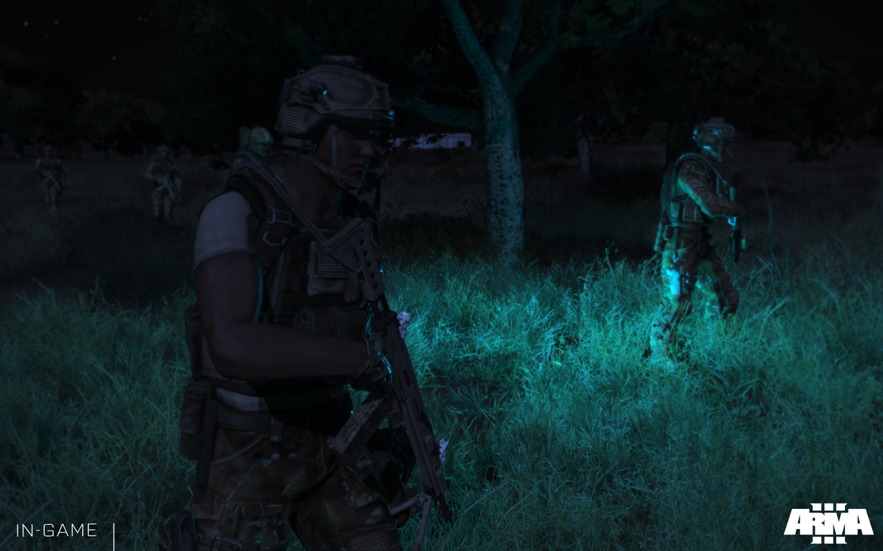 ArmA 3 - New Screenshots Unveiled - DSOGaming