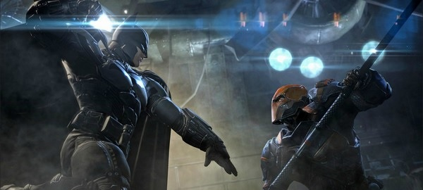 Batman Arkham Origins v2