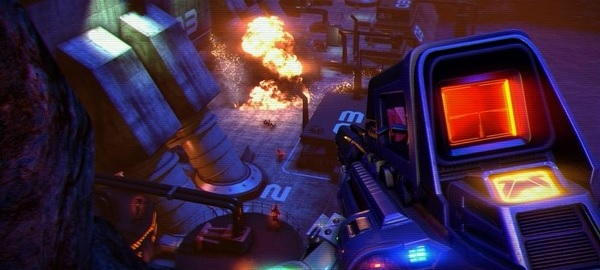 Far Cry 3 Blood Dragon v2