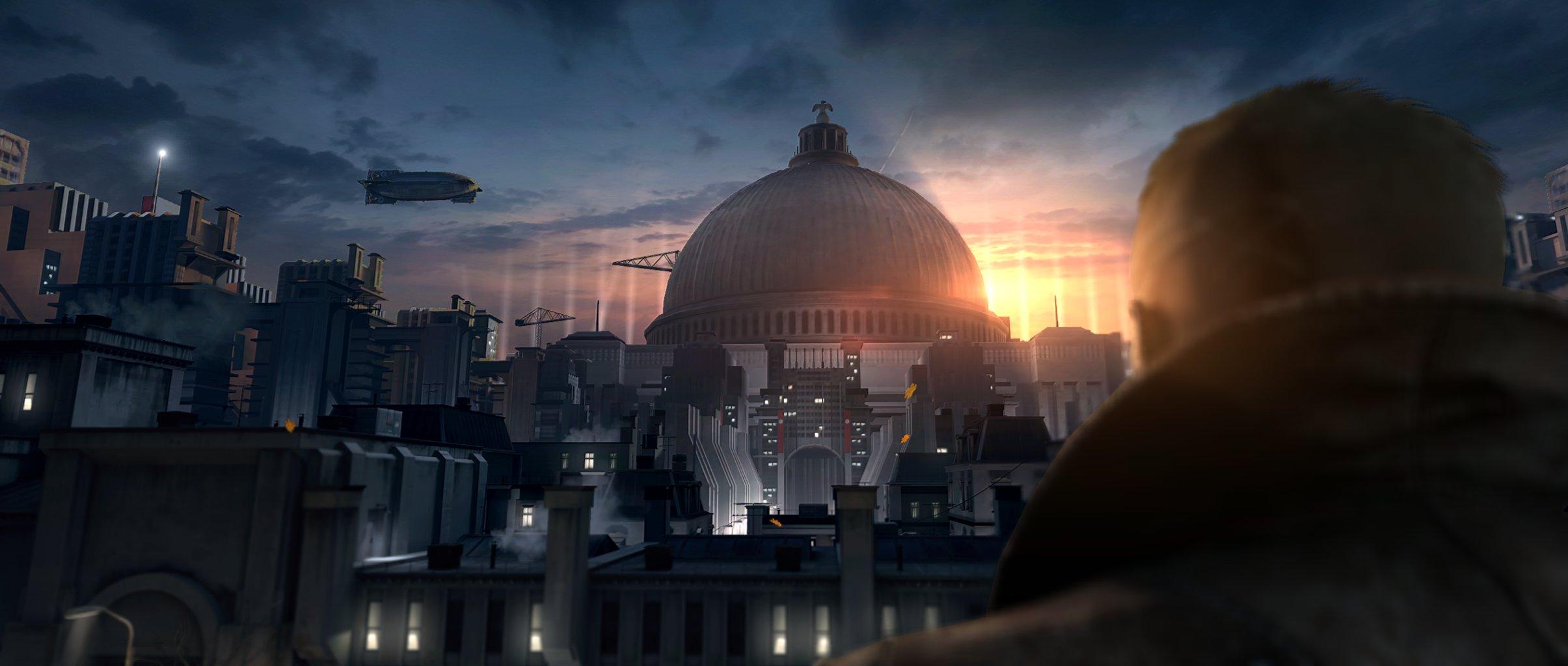 Wolfenstein: The New Order – New Screenshots Released
