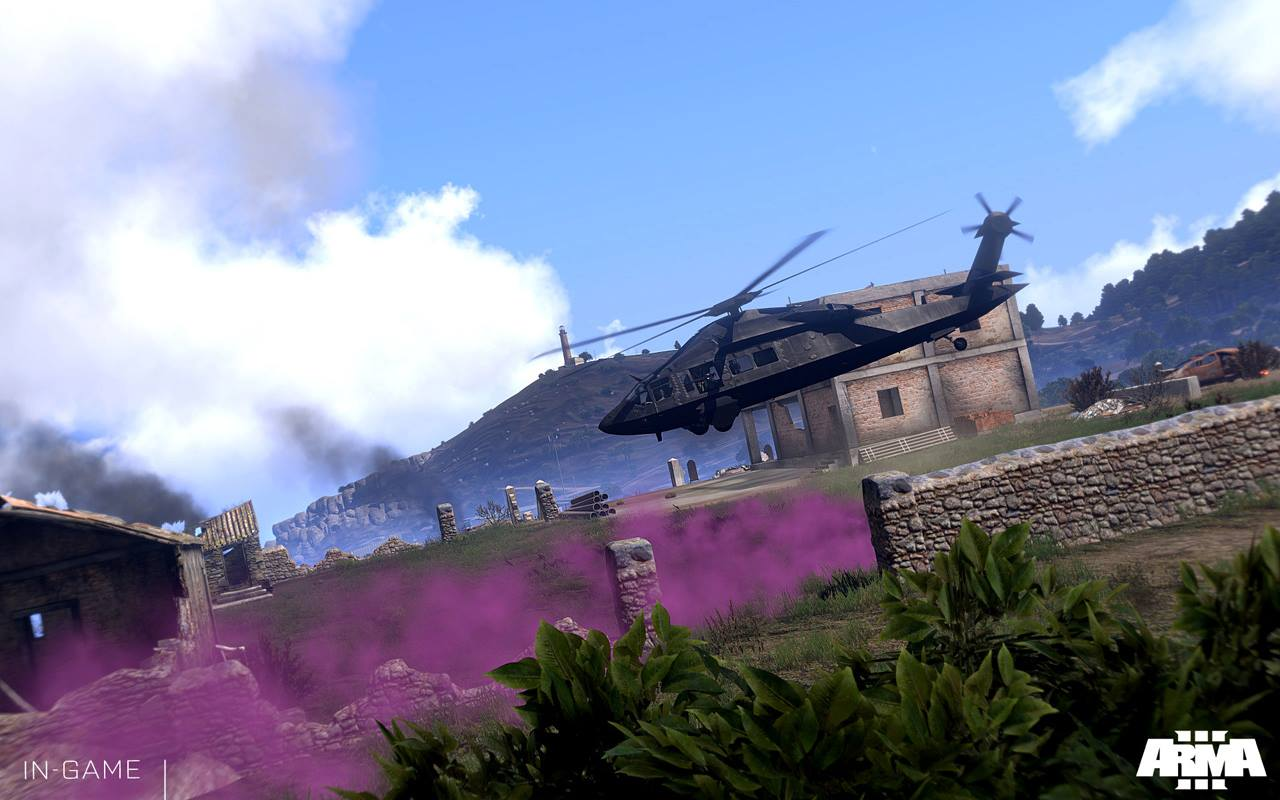 Arma 3 Achieves Photorealism - New Screenshot Blends The