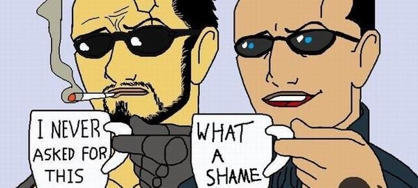 Deus Ex Disappointment