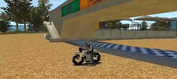GTA IV Excitebike Mod