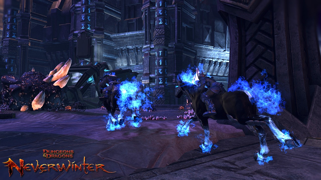 Free-to-play Dungeons & Dragons: Neverwinter Gets An