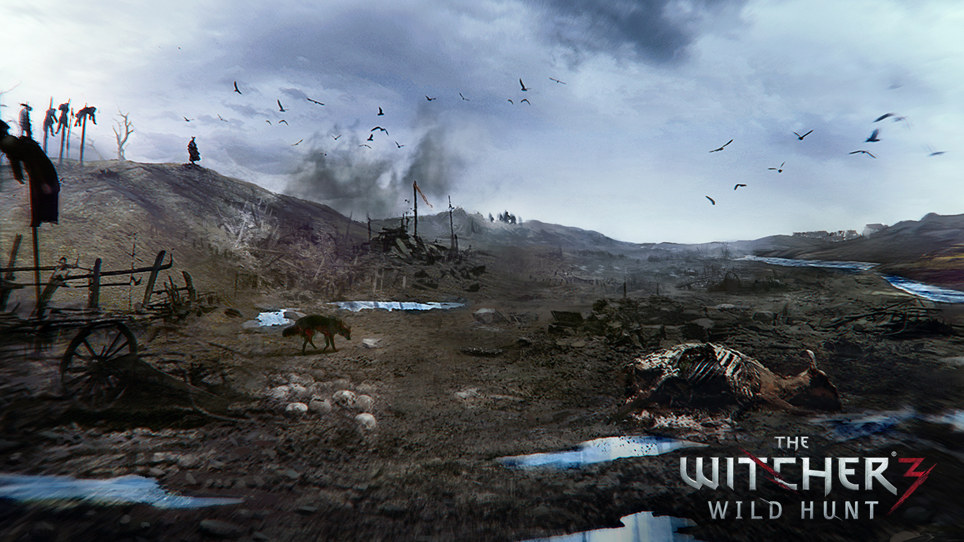 The Witcher 3 Wild Hunt New Never Before Seen Concept Art